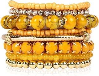Best mustard yellow bracelet Reviews