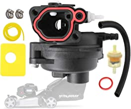 LEIMO 593261 Carburetor Carb kit Replacement for Briggs & Stratton 300E 450E 08P502 8P502 Vertical Engine Replace OE# 591979