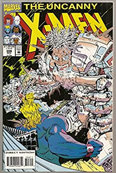 Unknown Binding Uncanny X-Men #306 Book