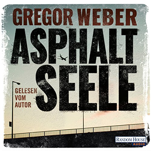 Asphaltseele audiobook cover art