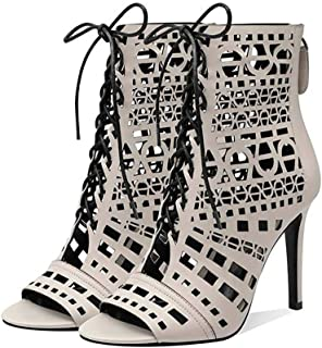 Sexy Sandals,White,35
