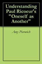 Understanding Paul Ricoeur's
