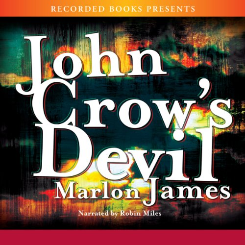 John Crow's Devil audiobook cover art