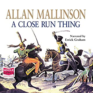 A Close Run Thing cover art
