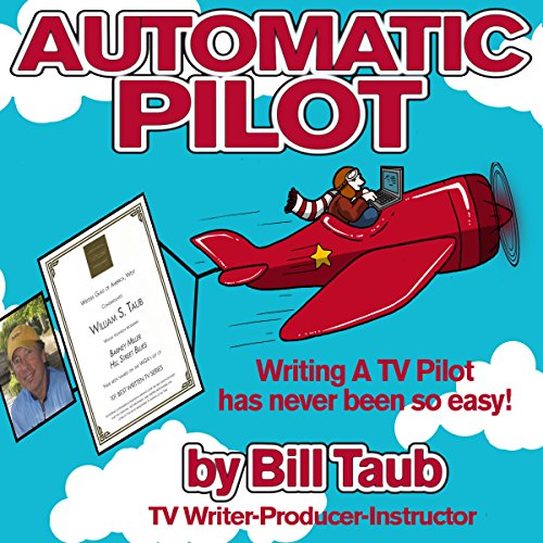 Automatic Pilot audiobook cover art