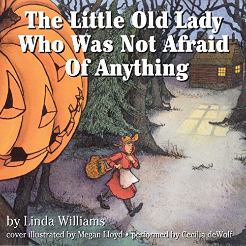 Bargain Audio Book - The Little Old Lady Who Was Not Afraid o