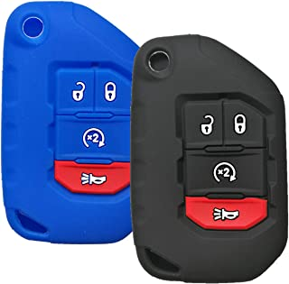 Best 2018 jeep compass key fob cover Reviews