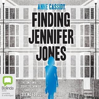 Finding Jennifer Jones cover art