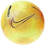 Nike Unisex's CR7 NK STRK-SP20 Soccer Ball, Lemon Venom/Total Orange/Black, 4