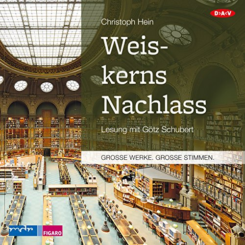 Weiskerns Nachlass  By  cover art