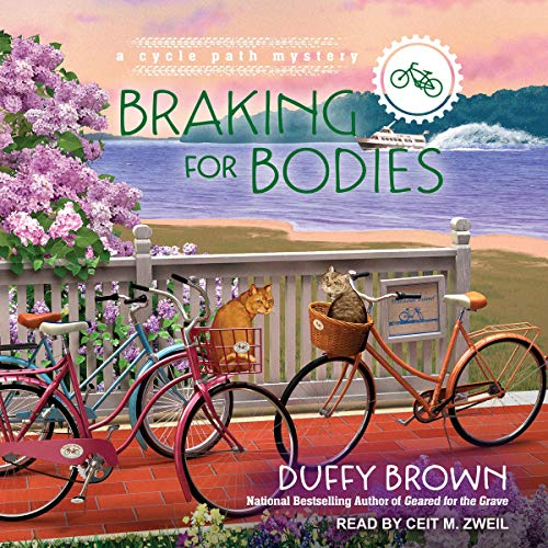 Braking for Bodies audiobook cover art