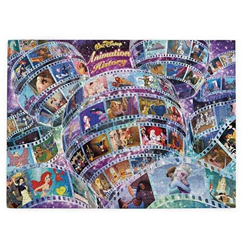 Disney Personajes de Navidad Rompecabezas de 520 piezas para adultos Jingle Bells Puzzle Be My Puzzle Jingle All the Way