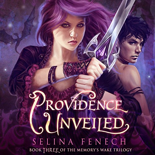 Providence Unveiled audiobook cover art