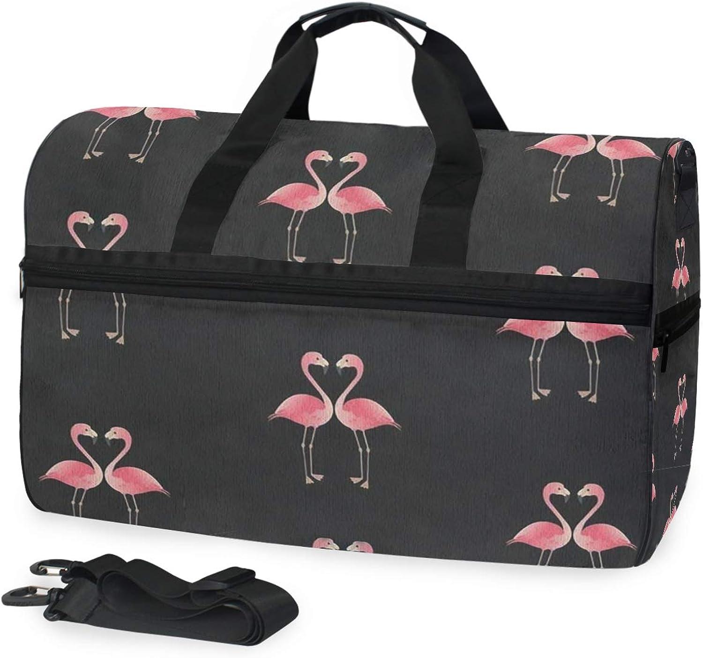 SLHFPX Gym Bag Green Kiwi Fruit Duffle Bag Large Sport Travel Bags for Men Women