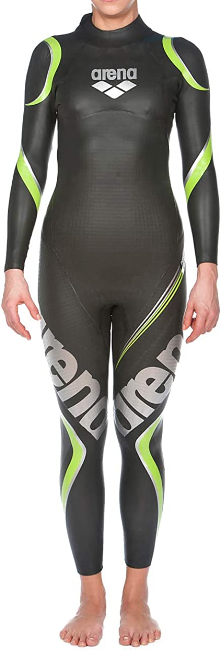 Arena Women's Triathlon New item Wetsuit Full Carbon Sales of SALE items from new works Sleeve Neoprene Fibe