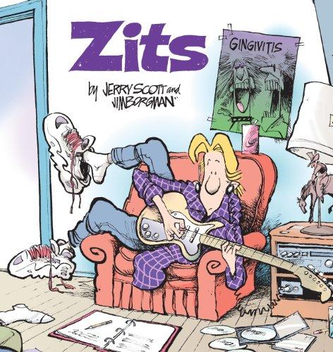 Zits: Sketchbook 1
