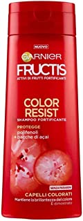 Garnier Fructis Shampoo per Capelli Colorati, 250ml