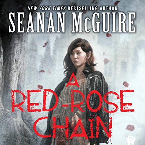 A Red-Rose Chain audiobook cover art
