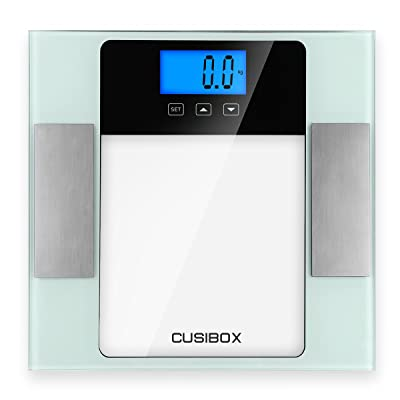 Digital Body Weight Scale, CUSIBOX Smart BMI Bo...
