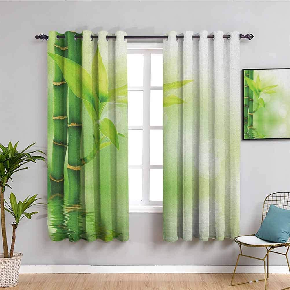 Plant Kids Curtain Curtains 72 Length Year-end gift Chinese inch Pict Ecology Challenge the lowest price