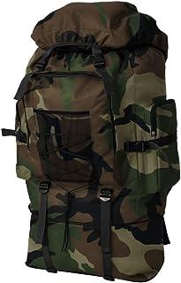 Mochila Militar XXL 100 L Camuflaje