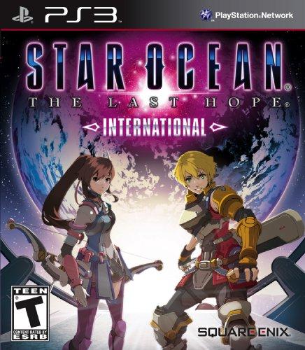 Star Ocean: The Last Hope International