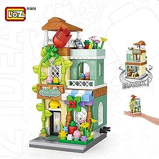 LOZ Building Blocks DIY Miniature Building Toys Kids Adults Blocks Kits Christmas Thanksgiving Birthday Gifts Street Serie...
