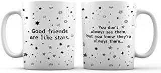 mugs with friendship quotes