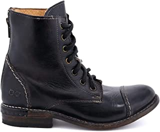 BED STU Women's Laurel Boot, Black Rustic, 11 M US