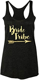 Bride Tribe Tank Top for Bridal Bachelorette Party