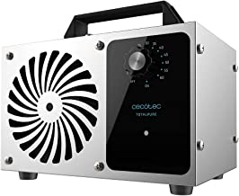 Cecotec Ozongenerator TotalPure 4000 Ozon, Leistung 120 W, Reinigung 28 g/Stunde, Timer, automatische Abschaltung, Reichweite bis zu 100 m², einfache Verwendung, leicht zu transportieren