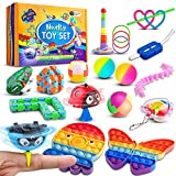 PKALUR Fidget Pack, Colorful Stress Relief Toys for Anxiety, Novelty Sensory Fidget Kits for Kids and Adults, for Autistic Children, ADHD,Great Gift