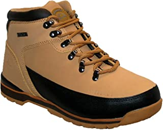 MENS WORK BOOTS, MENS SAFETY BOOTS, GR77 STEEL TOE CAP BOOT BY GROUNDWORK