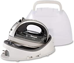 Panasonic NI-WL600 Cordless, Portable 1500W Contoured Multi-Directional Steam/Dry Iron,..