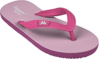 fipper Kid's Rubber Thongs, Style: Junior, UK 1-4