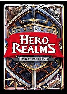 Hero Realms Accessories: 240 Pack Sleeves