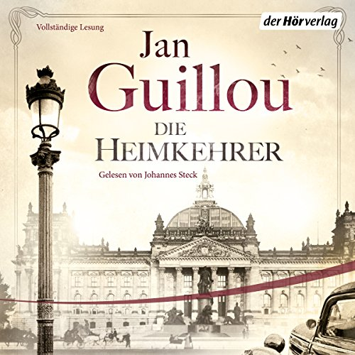 Die Heimkehrer     Die Brückenbauer 3              By:                                                                                                                                 Jan Guillou                               Narrated by:                                                                                                                                 Johannes Steck                      Length: 13 hrs and 38 mins     Not rated yet     Overall 0.0
