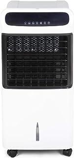 Novohogar Acondicionador de Aire Frío Calor Portátil 4 en 1 Potente. Refrigerador, Calefactor, Humidificador y Purificador - Esterilizador de Aire. 3 Velocidades. Programable. Mando a Distancia