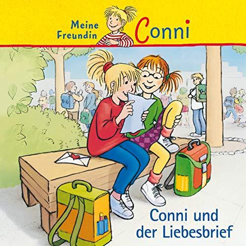 Conni und der Liebesbrief Titelbild