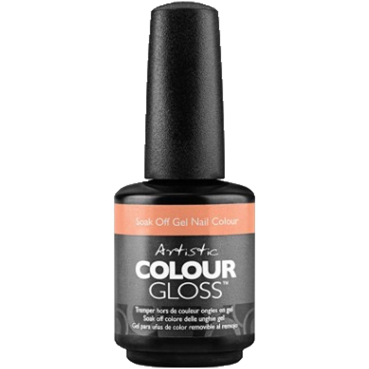 未接続を通して彼Artistic Colour Gloss - Break the Mold - 0.5oz / 15ml