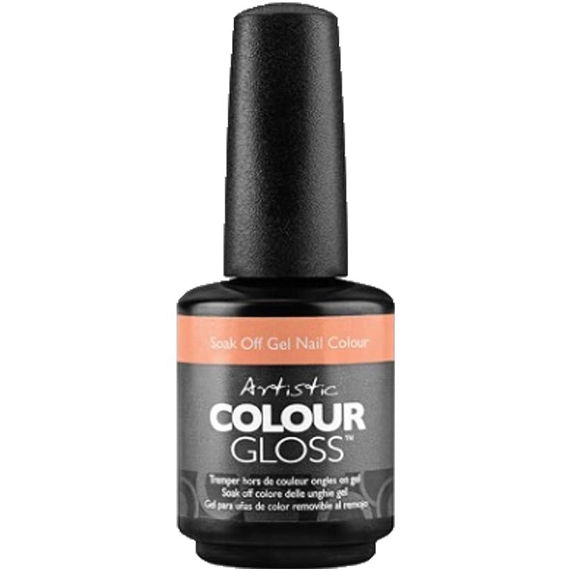 ダーベビルのテス考古学愚かなArtistic Colour Gloss - Break the Mold - 0.5oz / 15ml