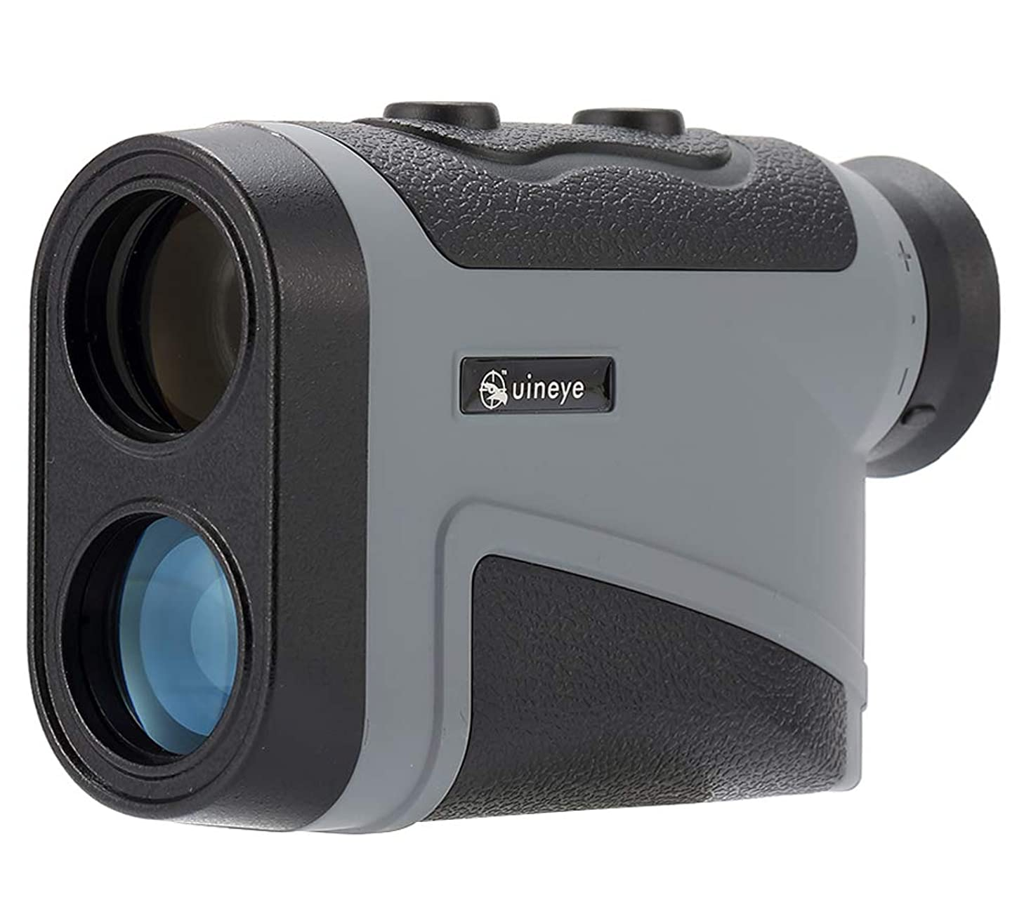 Uineye Golf Rangefinder - Range : 5-1800, 1200,1000 Meters, 0.3 Meters Accuracy, Laser Rangefinder with Height, Angle, Horizontal Distance Measurement