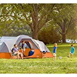 CORE 9 Person Extended Dome Tent - 16' x 9' 8