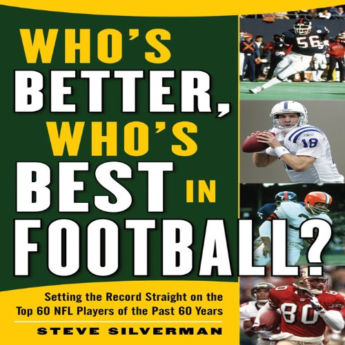 Who's Better, Who's Best in Football? cover art