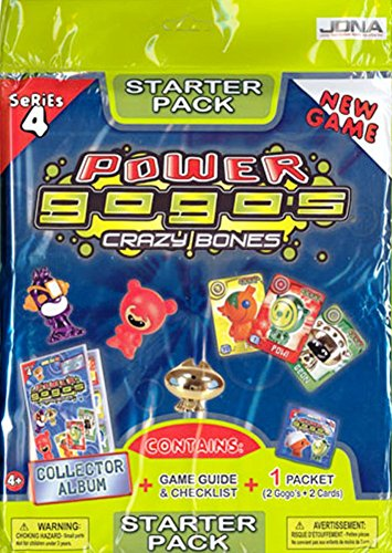 Magic Box Int - GoGo's Crazy Bones Starter Pack