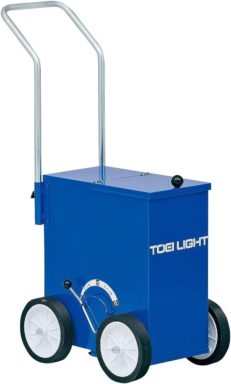 TOEI LIGHT(トーエイライト) TOEI LIGHT(トーエイライト) ライン引きサッカー/フィールド 幅33.5×奥行63,5×ハンドル高さ98(本体52)cm ライン幅5cm/11cm 容量炭酸カルシウム40 G1759 G1759