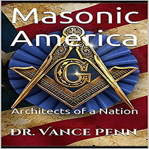 Masonic America audiobook cover art