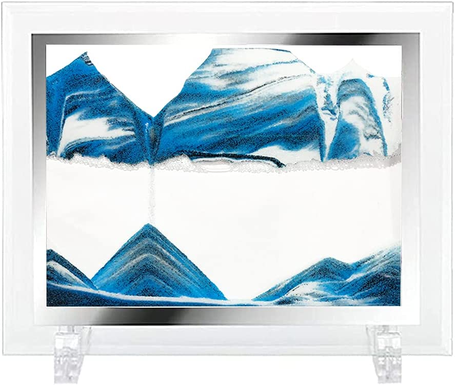 """Muyan Moving Sand Art Picture 12""""Dynam Motion 1 List price year warranty in Sandscapes"""