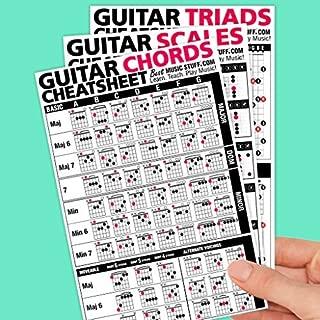 large guitar chord chart