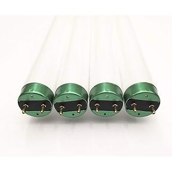 (4 Pack) F32T8/TL935-32 Watt T8 Fluorescent Tube Light Bulb 3500K 32W F32T8